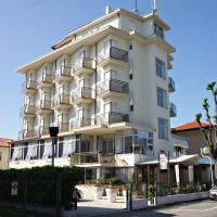 Hotel Goldene Rose, hotell i Rimini