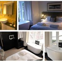 Greenbank Lodge LLANGOLLEN - manorhaus collection, hotel in Llangollen