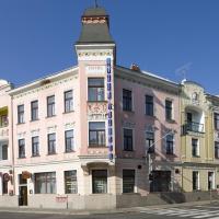 Hotel Olympia Garni, отель в городе Ческа-Липа