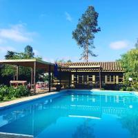 Hotel Hoja de Parra, hotel in Santa Cruz