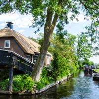 The Black Sheep Hostel, hotel in Giethoorn