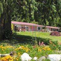 Seaside Villa Motel & RV Park, hotel em Powell River