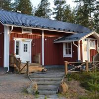 Ahmalammen mökkikylä, hotel di Kauhajoki