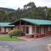Halls Gap Valley Spa Lodges