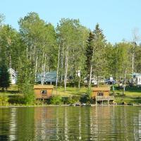 Cottonwood Bay Resort, hotel em Bridge Lake