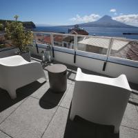 Manta Ray Lodge, hotel in Horta