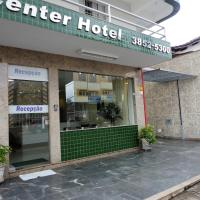 Brasil Center Hotel, hotel in João Monlevade