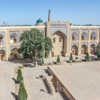 Orient Star Khiva Hotel- Madrasah Muhammad Aminkhan, отель в Хиве