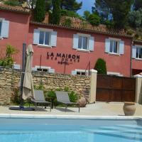 La Maison des Ocres, hotel in Roussillon