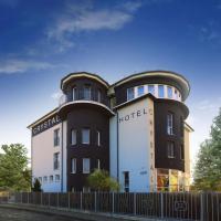 Отель Кристалл, отель в Зеленоградске