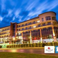 Hotel Leda Spa, отель в Колобжеге
