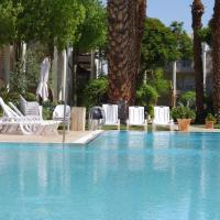 2-bdr With view and pool, hotel near J. Hozman Airport - ETH, Eilat