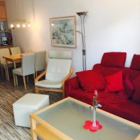 Haus Amrum, Wohnung 17, hotel in Dorum-Neufeld