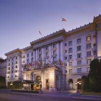 Fairmont San Francisco, hotel in Nob Hill, San Francisco