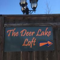 Tranquil Waters Inn - The Deer Lake Loft, hotel em Deer Lake