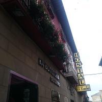 Hostal El Centro, hotel in Huesca