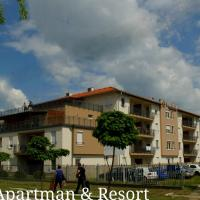 Solaris Apartman&Resort, Hotel in Cserkeszőlő
