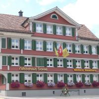 Gästehaus Sonne, отель в городе Bütschwil
