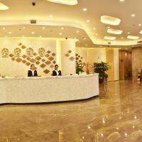 Guangzhou Seaman Hotel, hotel in Hai Zhu, Guangzhou