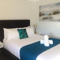 Araluen Motor Lodge, hotel em Batemans Bay