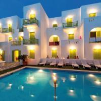 Siren Paros, hotell i Parikia