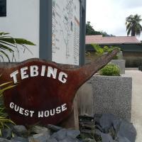 Tebing Guest House, hotel in Kuala Tahan