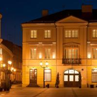 Kamienica Szefferów 1848 r., hotel in Piotrków Trybunalski