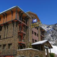 Xalet Besolí, hotel in Arinsal