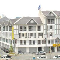 Hotel Double Stars Cameron Highlands, hotel di Cameron Highlands
