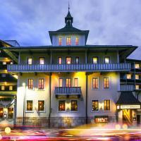 Hotel Vier Jahreszeiten, Hotel in Berchtesgaden