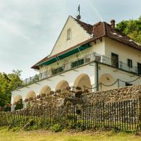 Villa Kabala, hotel Szigligeten