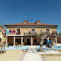 Hostal Camino de Santiago, hotel in Frómista
