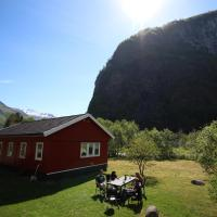 Steinshølen Holiday Home, отель в городе Флом