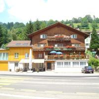 Hotel Alpina, hotel in Unterwasser