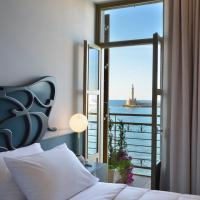 Elia Palatino Hotel, hotel in Chania Old Town, Chania Town