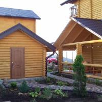 Guesthouse Eco Usadba, отель в Каролино-Бугазе