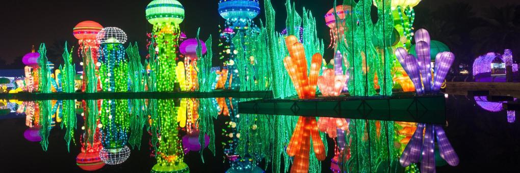 The 10 Best Hotels Near Dubai Garden Glow In Dubai United Arab Emirates