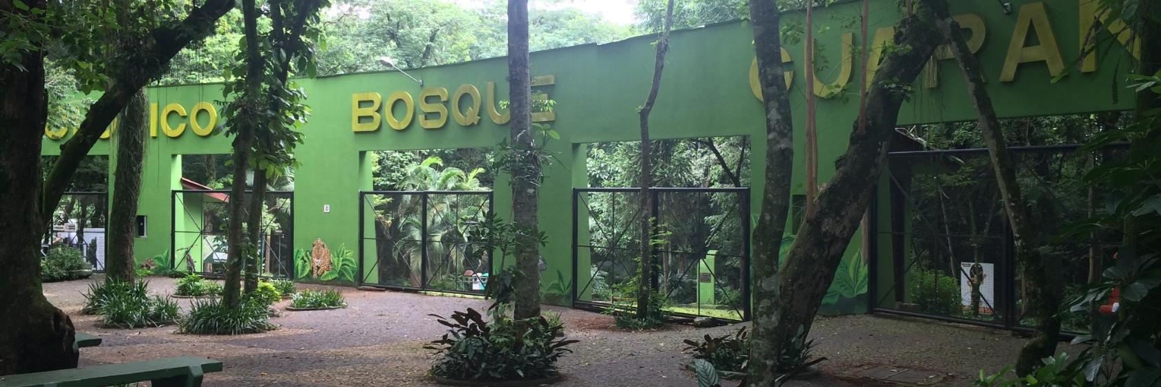 Os 10 Melhores Hoteis Perto De Zoo Bosque Guarani Foz Do Iguacu Brasil
