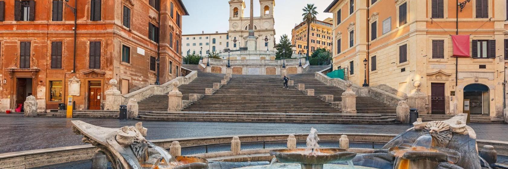 Die 10 Besten Hotels In Der Nahe Von Spanische Treppe In Rom Italien