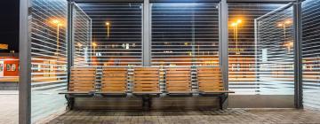 Hauptbahnhof Hildesheim: Hotels in der Nähe