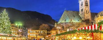 Hotels near Bolzano Christmas Market