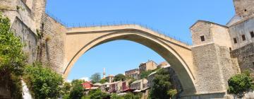 Hotels near Old Bridge Mostar