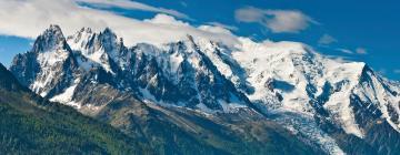 Hotell nära Mont Blanc