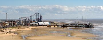 Hotels near Blackpool Pleasure Beach