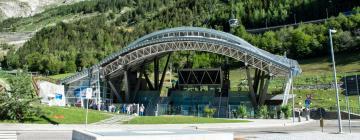Hotels near Skyway Monte Bianco