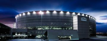 Hotels near Hartwall Arena