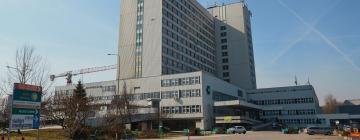 Hotele w pobliżu miejsca Specjalistyczny Szpital im. Ludwika Rydygiera