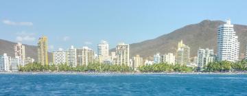 Hoteles cerca de Playa El Rodadero