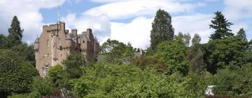 Hotels near Crathes Castle