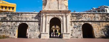Hotels near Cartagena's Walls
